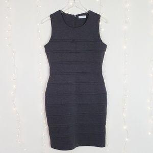 Calvin Klein | Sleeveless Little Black Dress